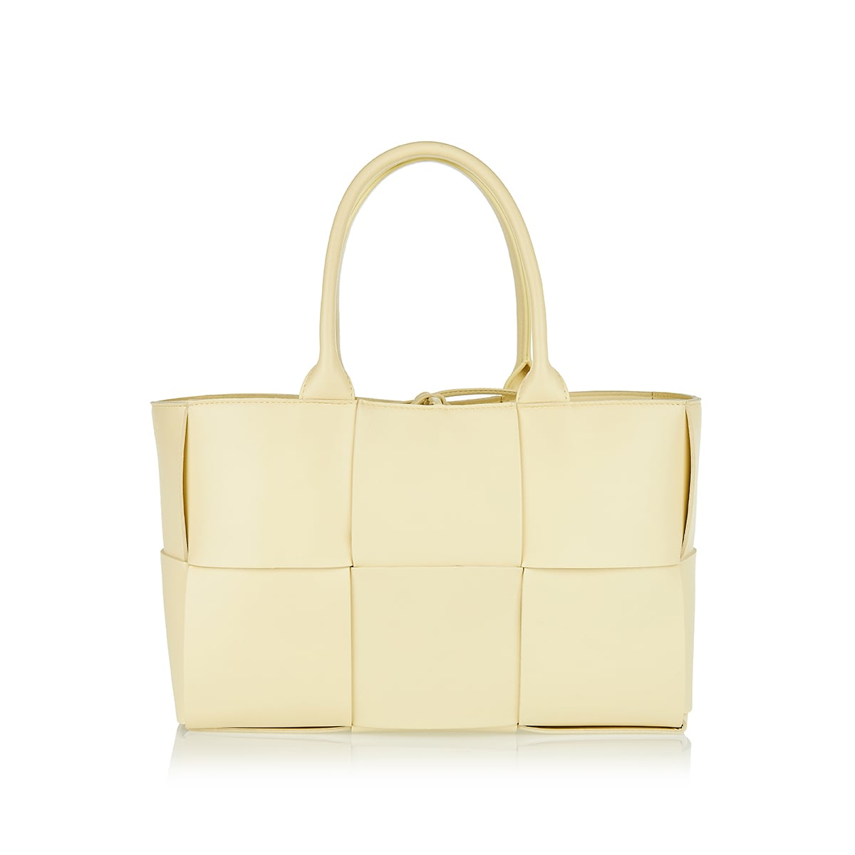 The Arco small leather tote