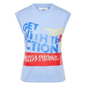 Corita Kent graphic t-shirt