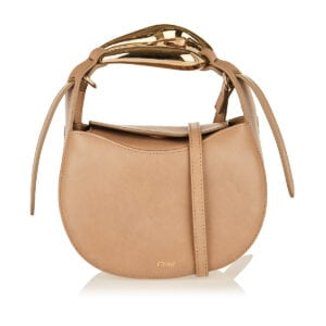 Kiss Small leather shoulder bag