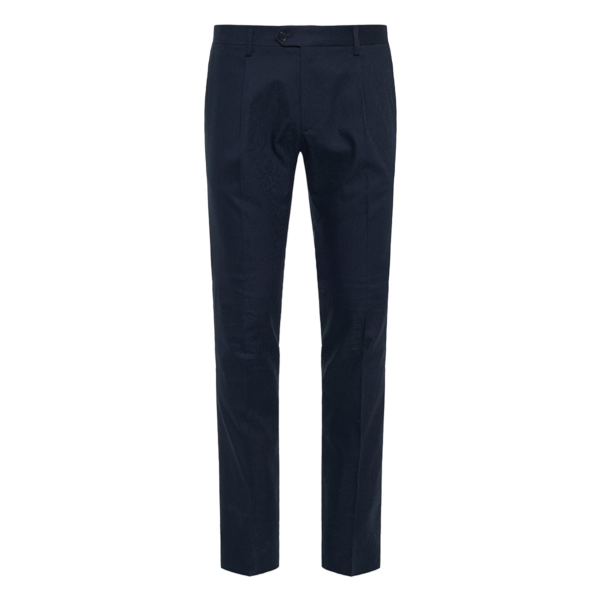 Paisley tailored trousers