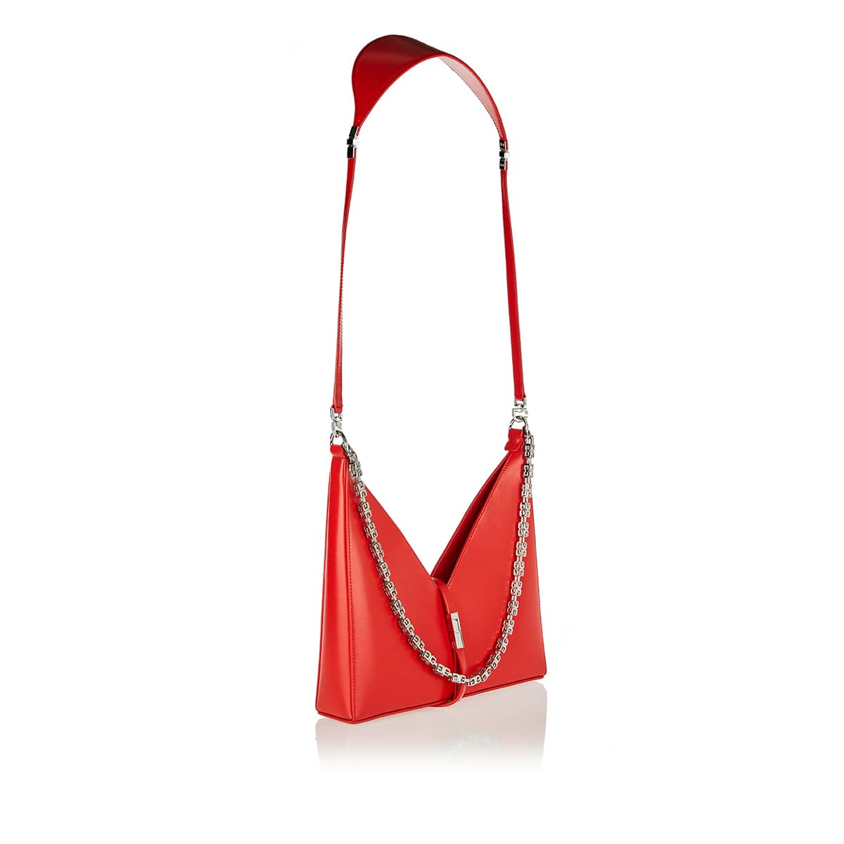 Cut Out small leather bag