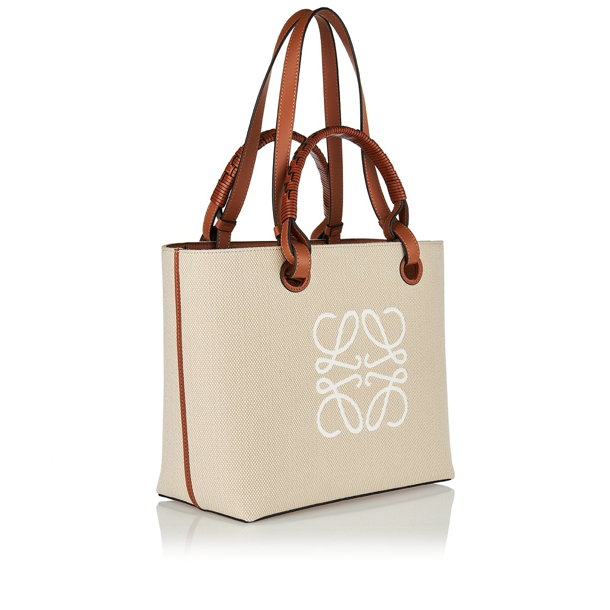 Anagram small canvas tote
