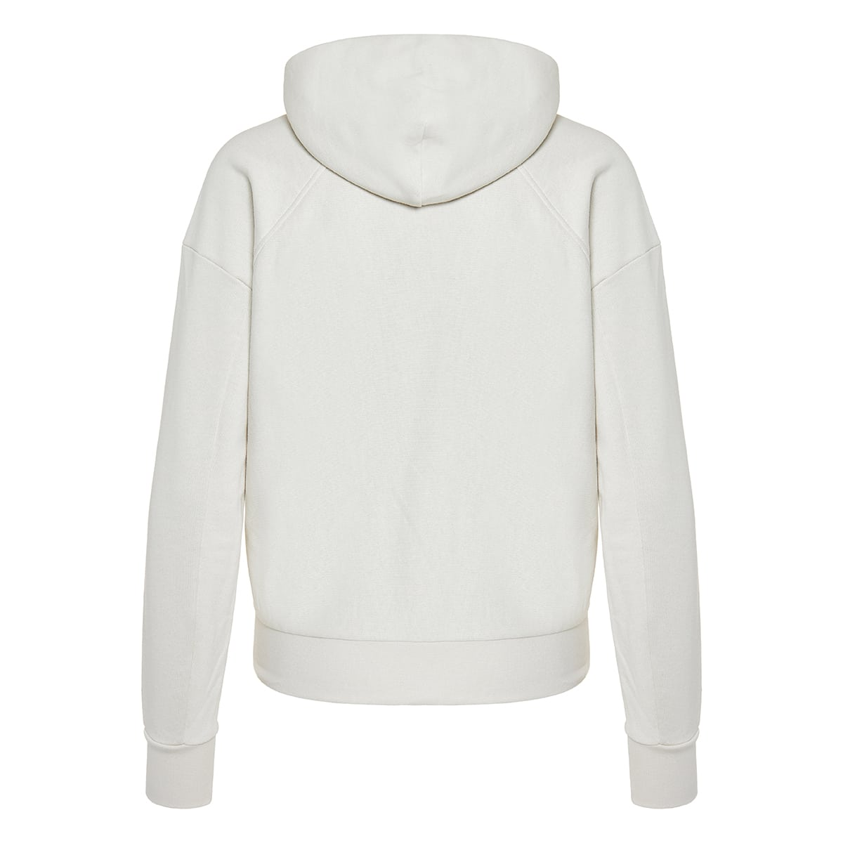 City terry cotton hoodie