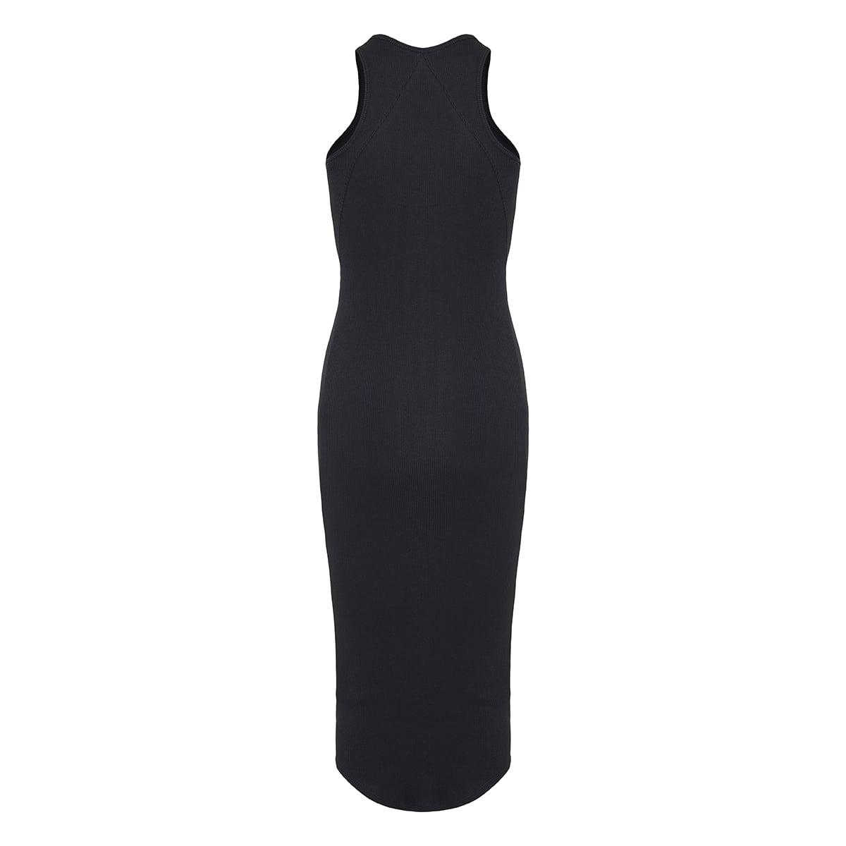 The Essential Rib midi dress