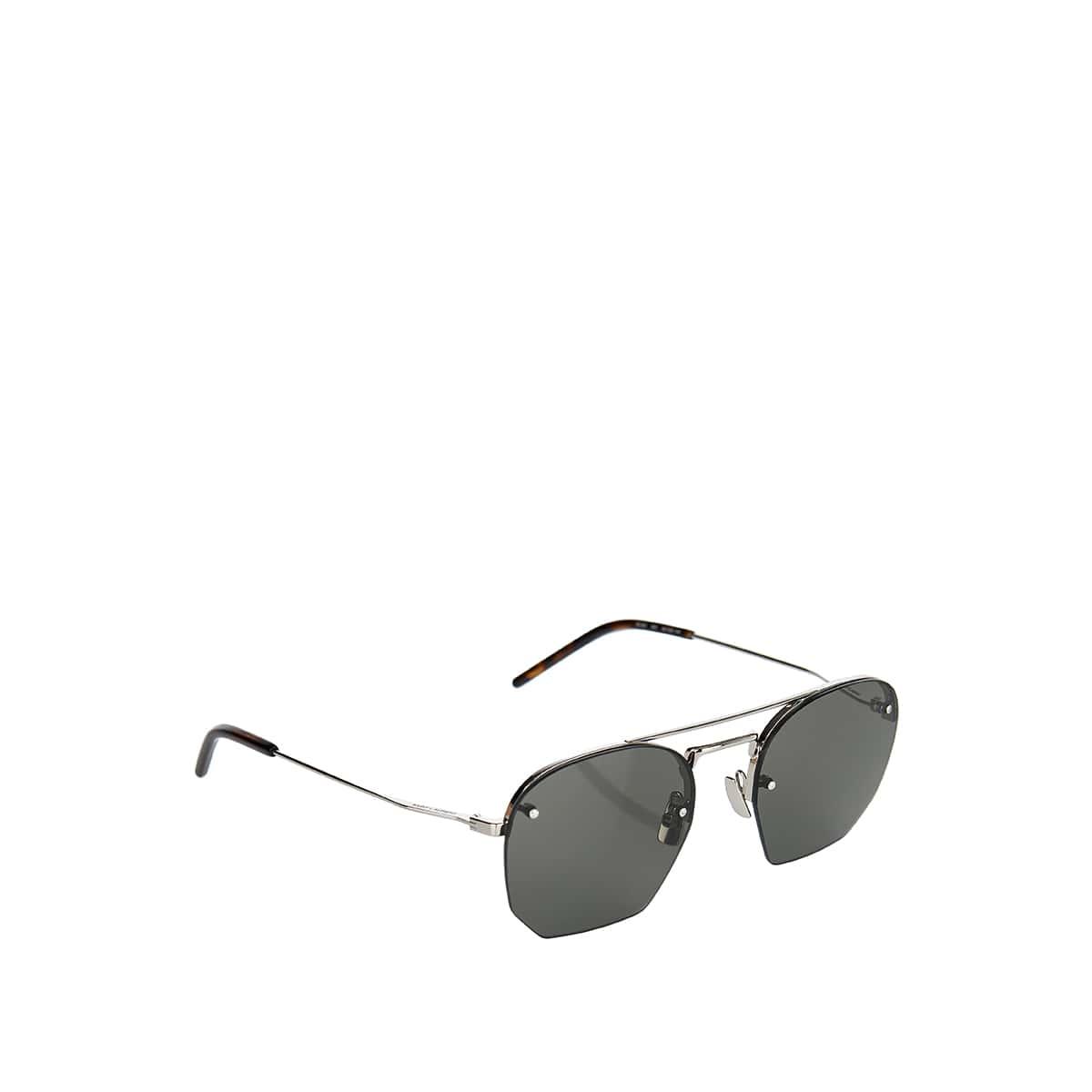 SL 422 aviator metal sunglasses