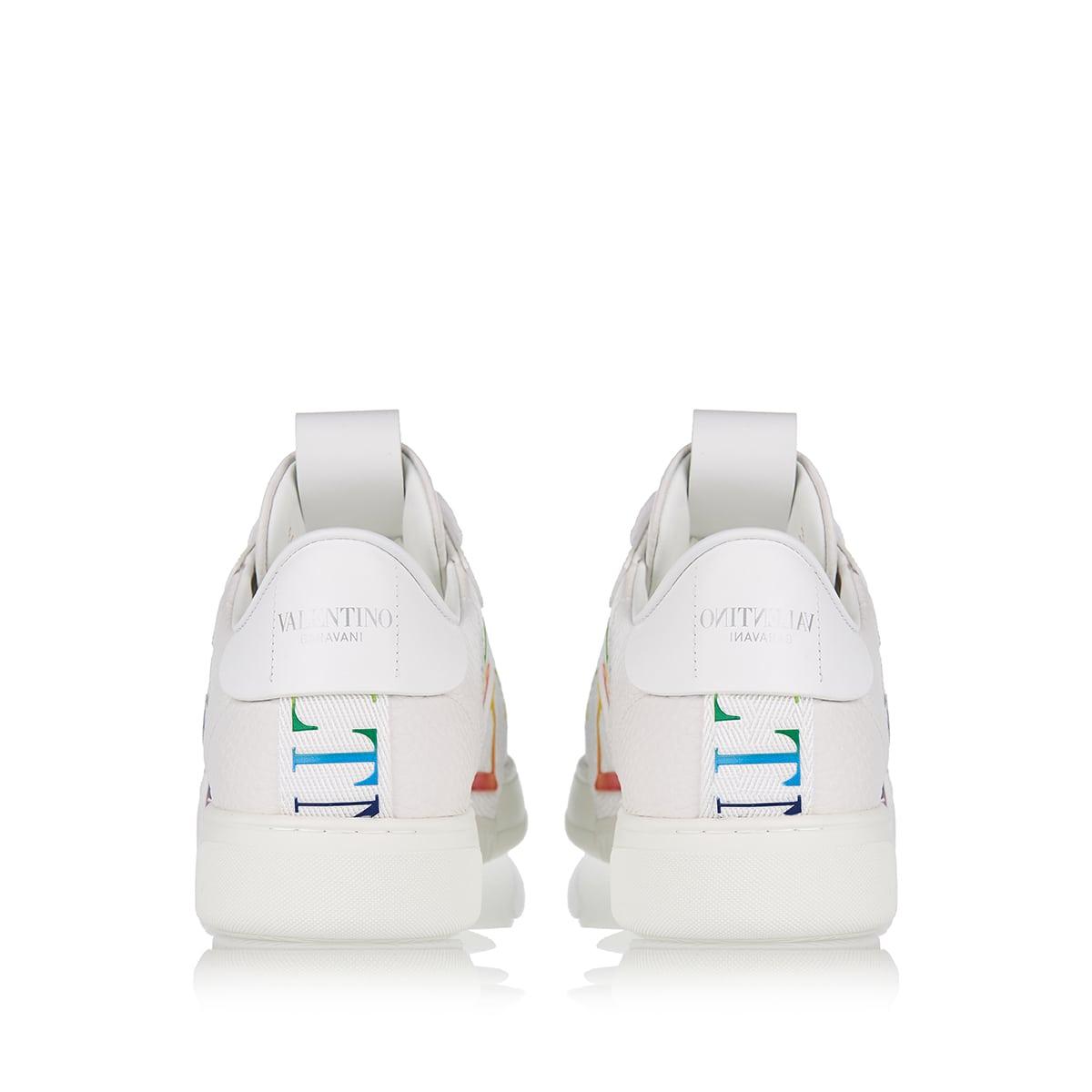VL7N slip-on leather sneakers