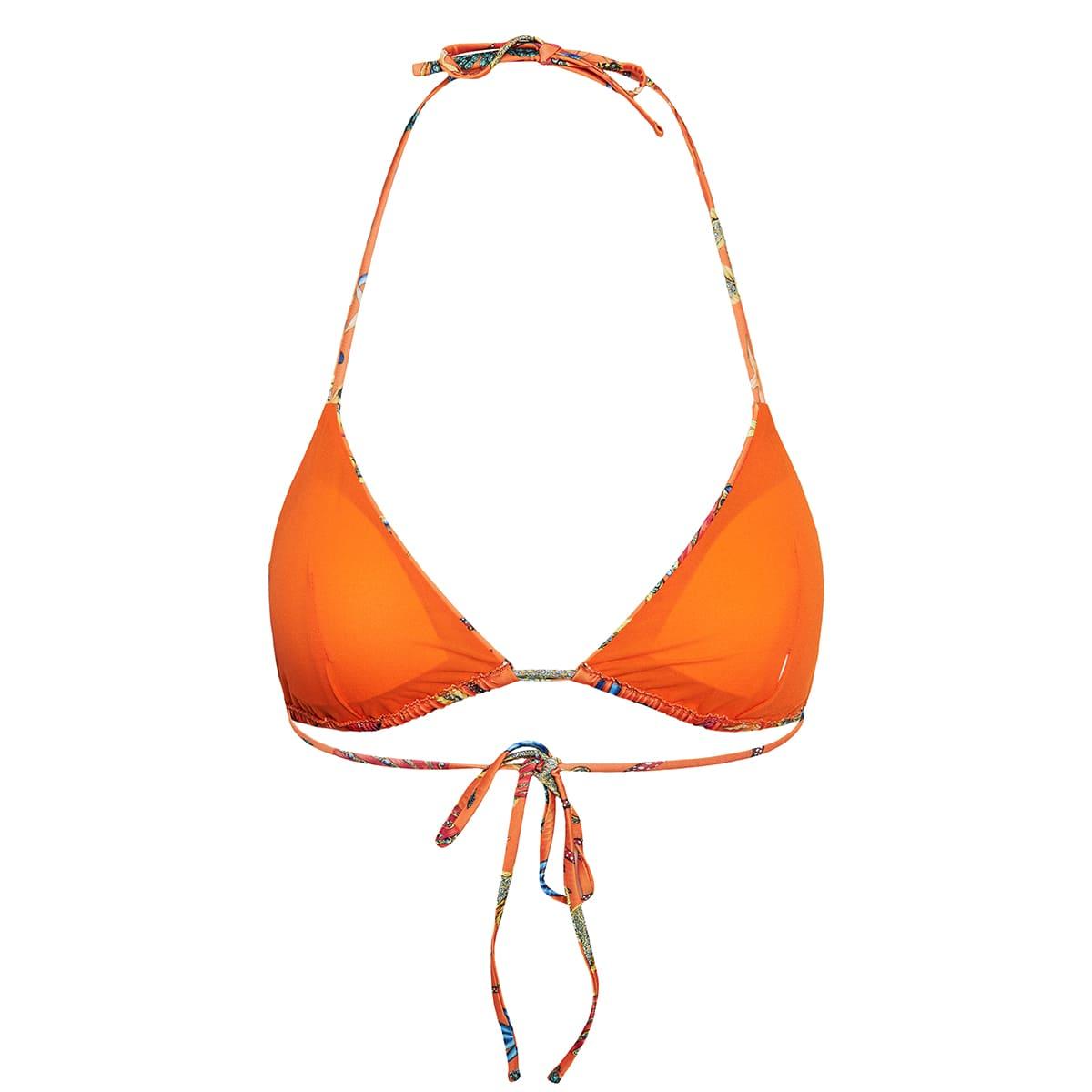 Trésor de la Mer triangle bikini top