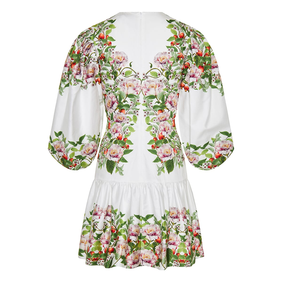 Tabitha floral mini dress