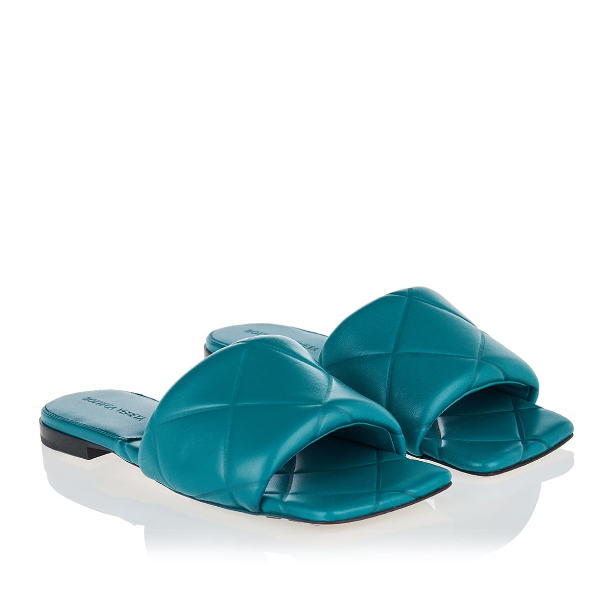 The Rubber Lido flat sandals