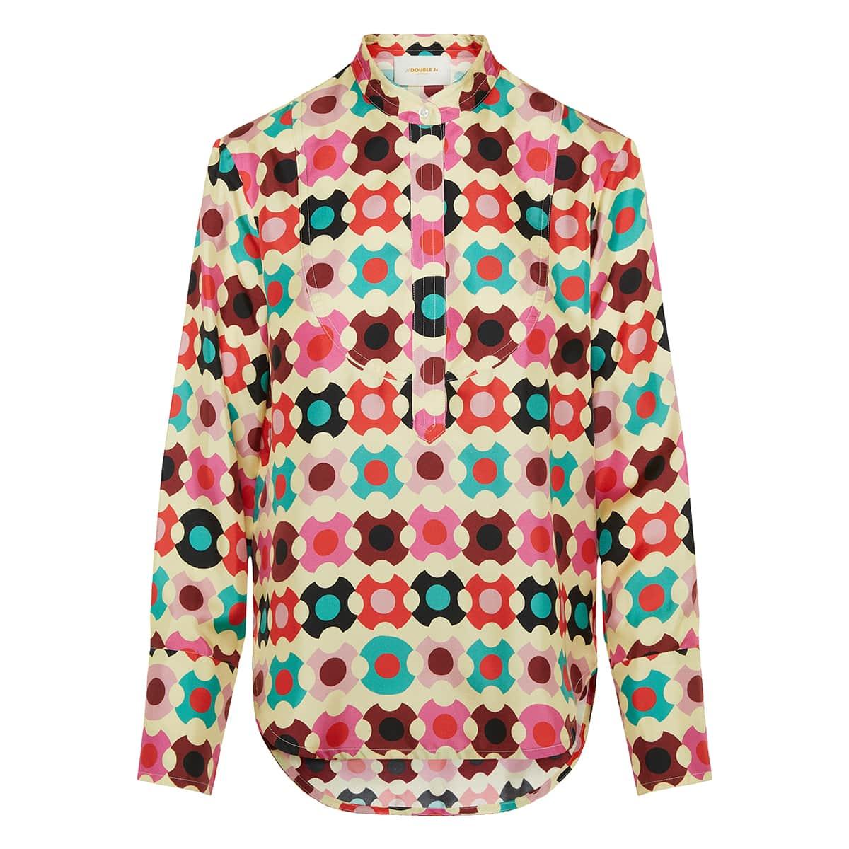 Portofino printed shirt