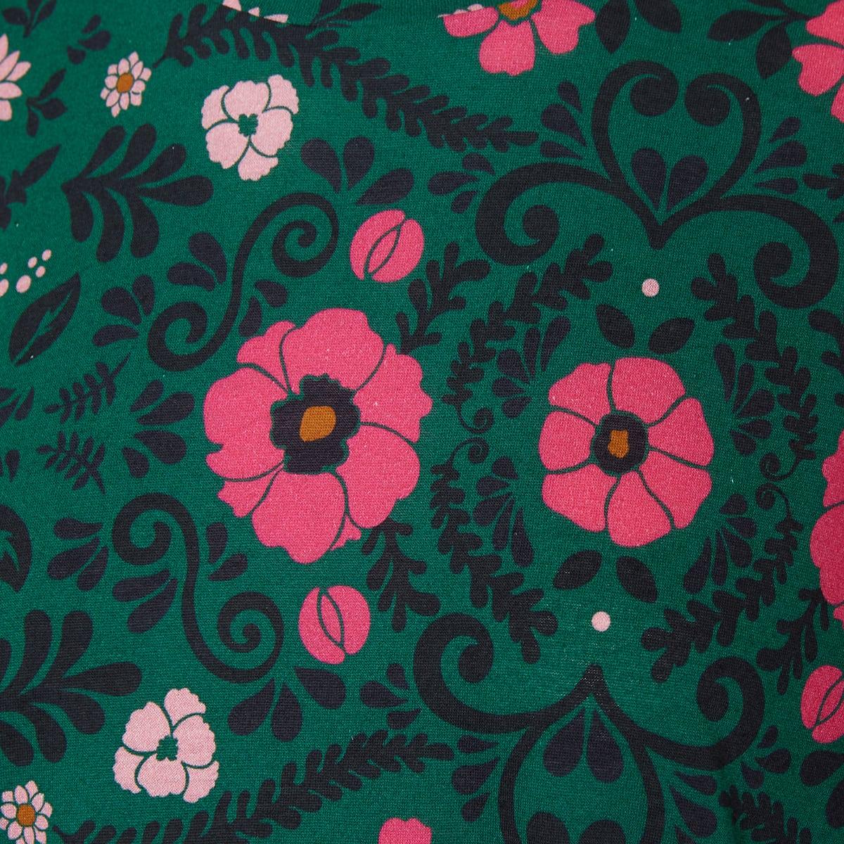 Walk The Dog short floral dress