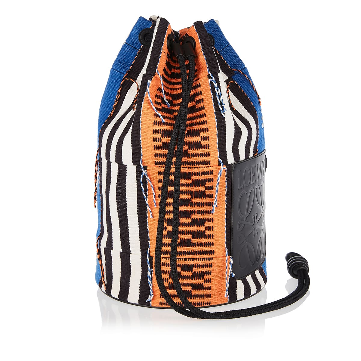 Patchwork sailor bag