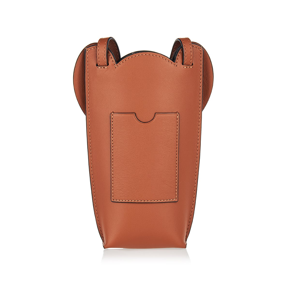 Elephant Pocket leather pouch