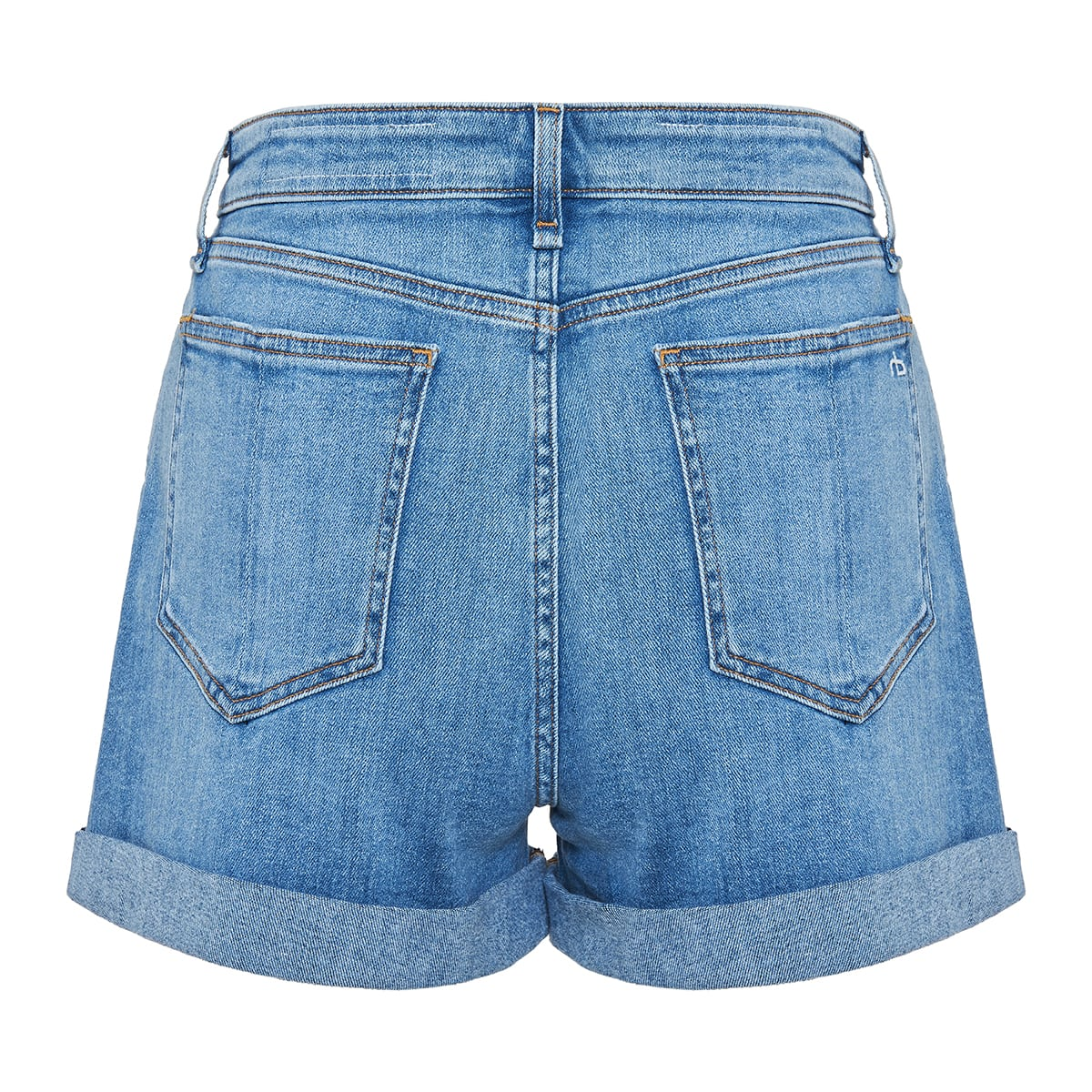 Nina denim shorts