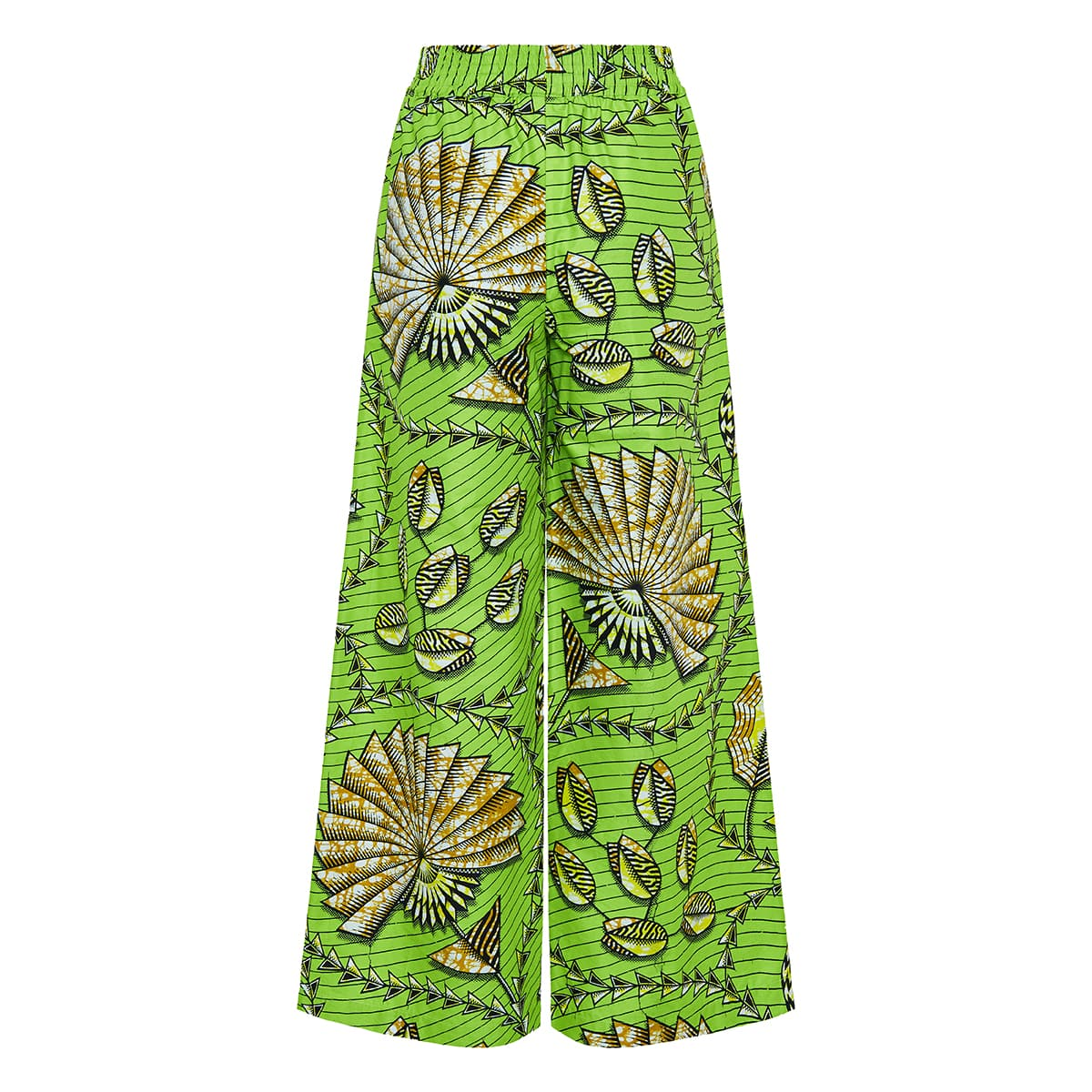 Kendima one-of-a-kind wide-leg trousers