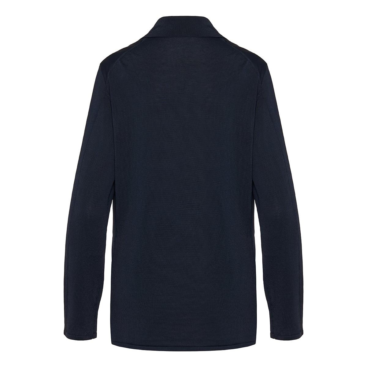 Clarice jersey jacket