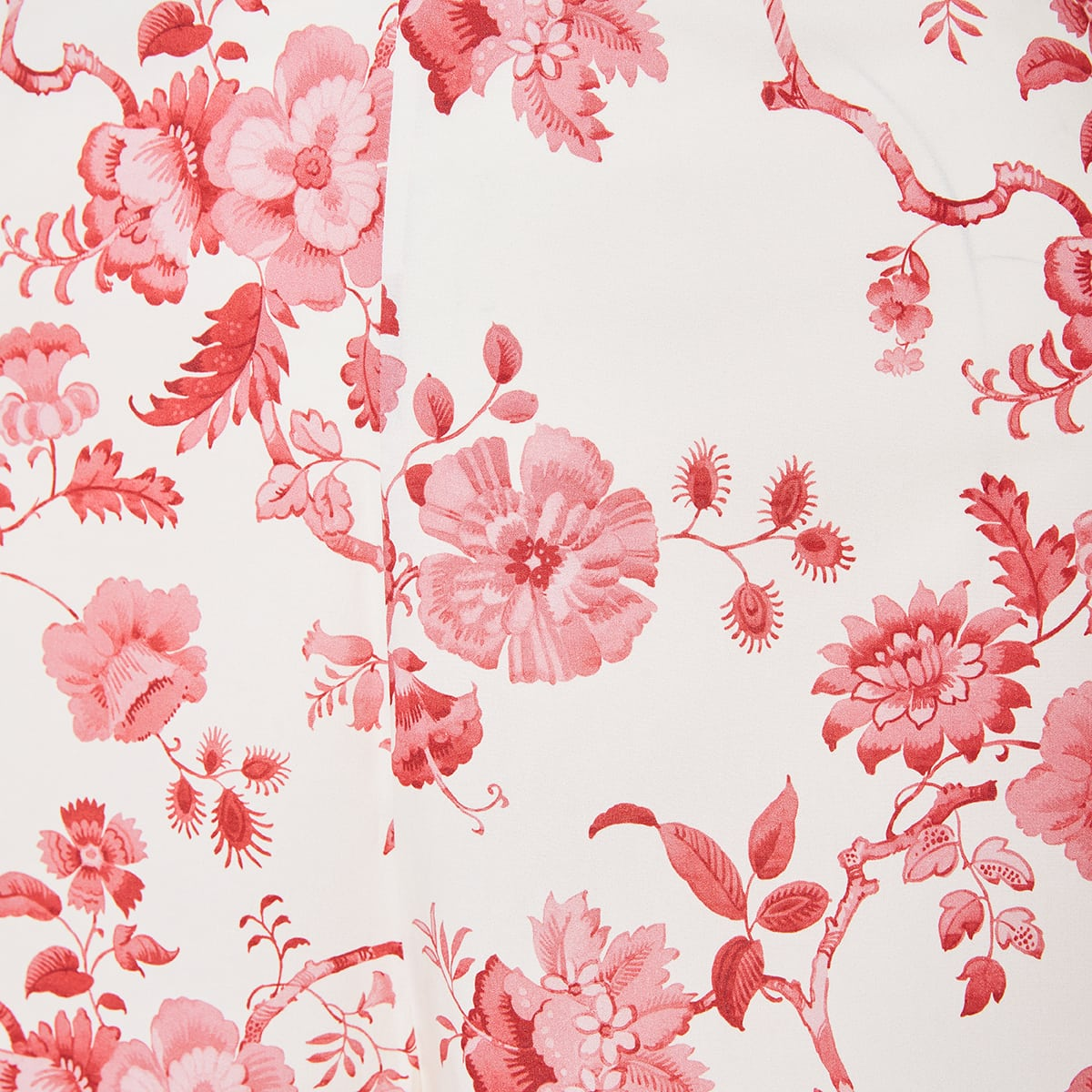 Persuasion floral cotton mini shorts