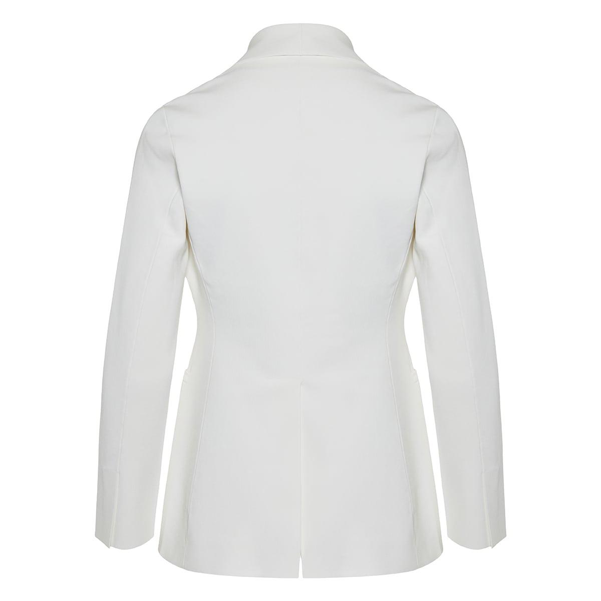 Etiennette stretch-knit blazer