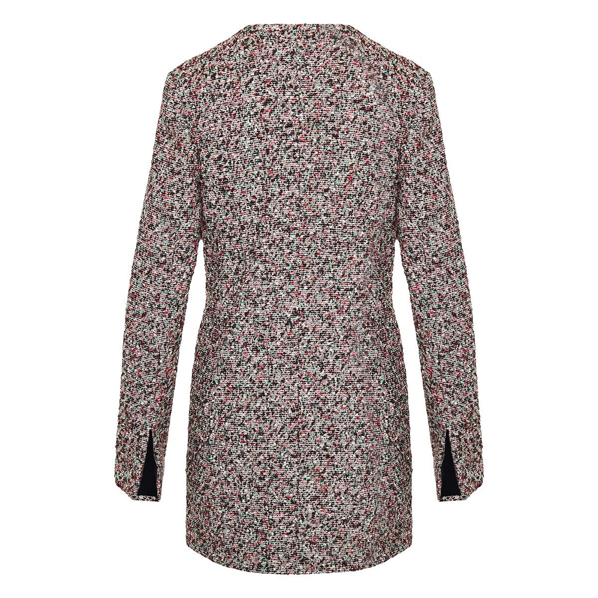 Tweed bouclé jacket