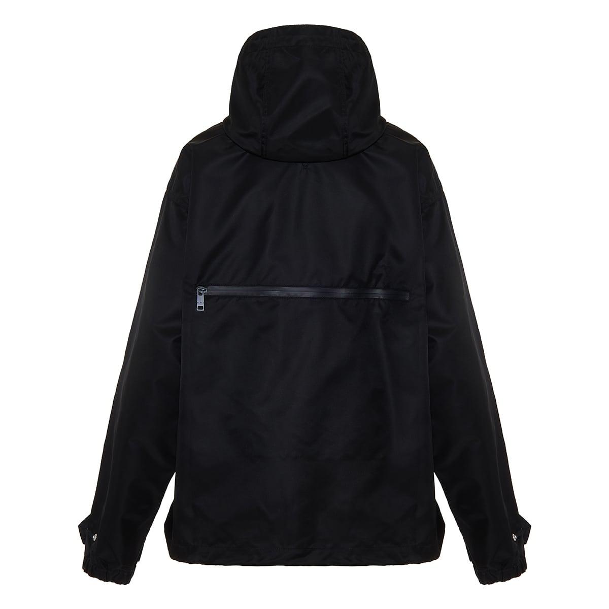 Joe packable nylon jacket