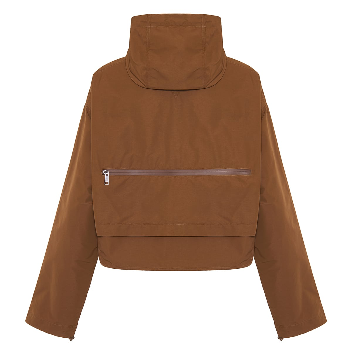 Emma packable cropped jacket