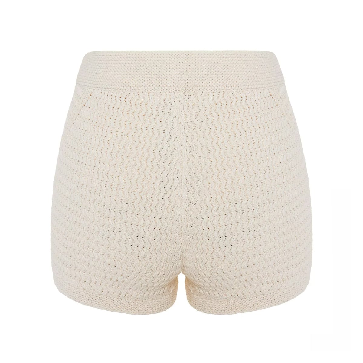 Lena knitted mini shorts
