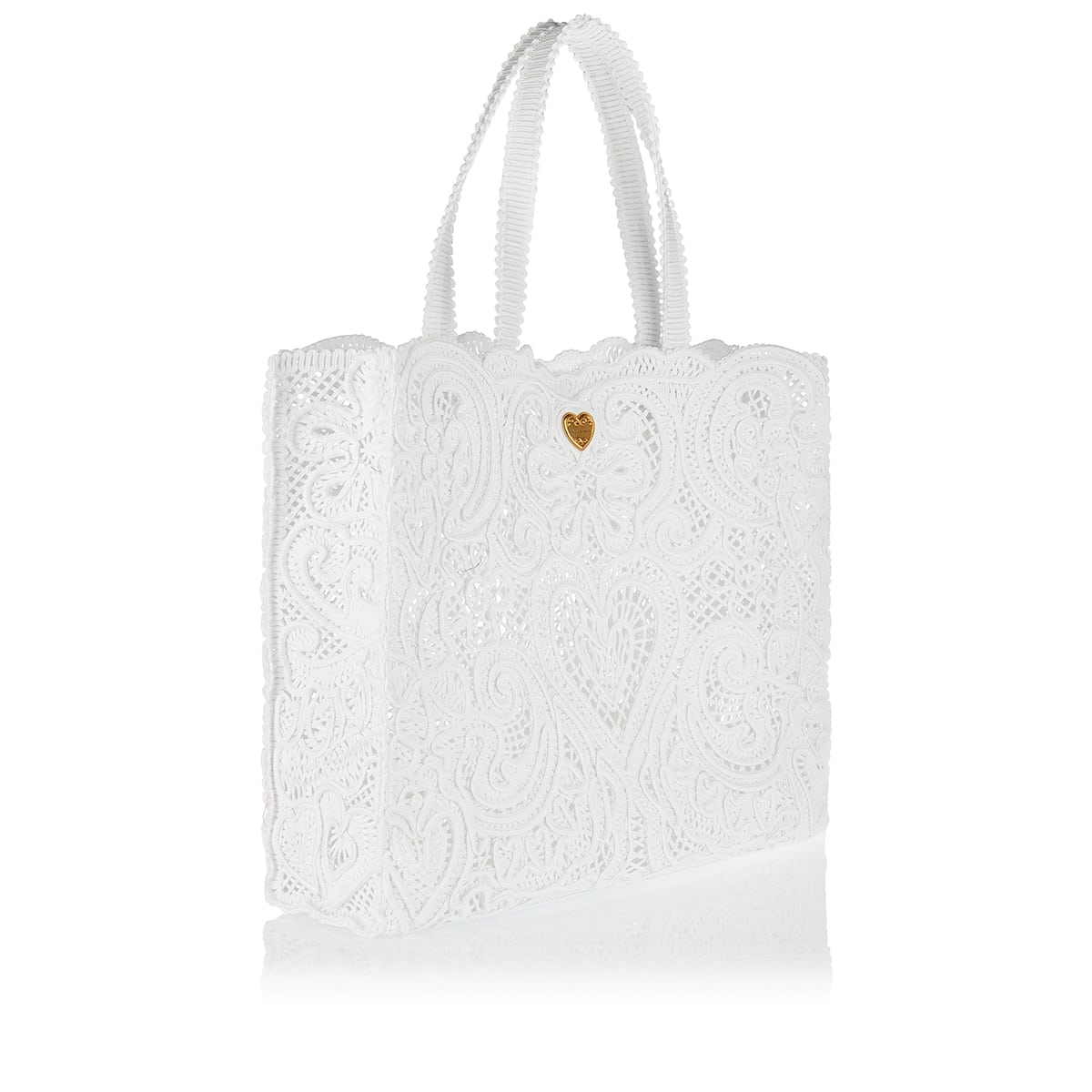 Beatrice large lace tote