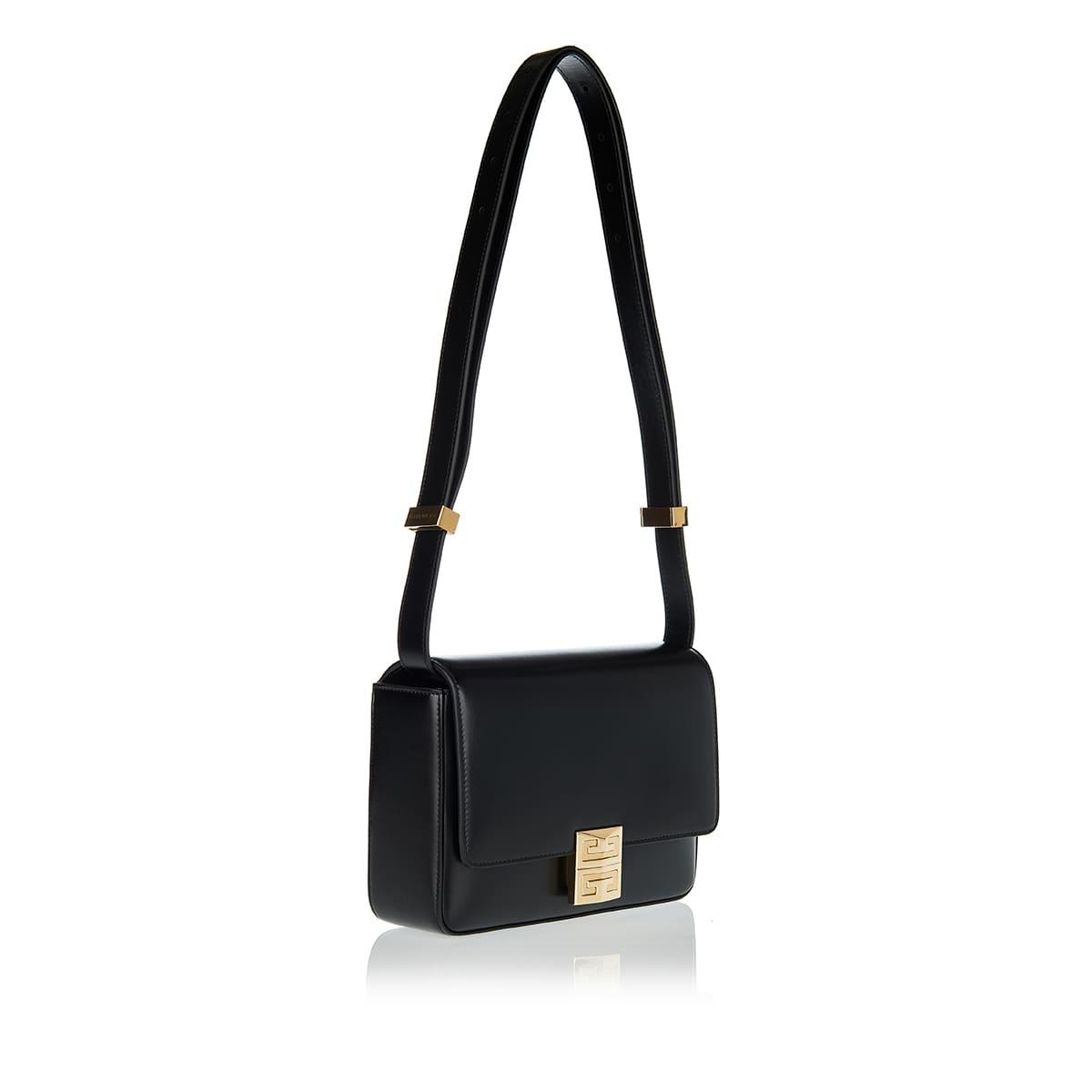 4G medium leather bag