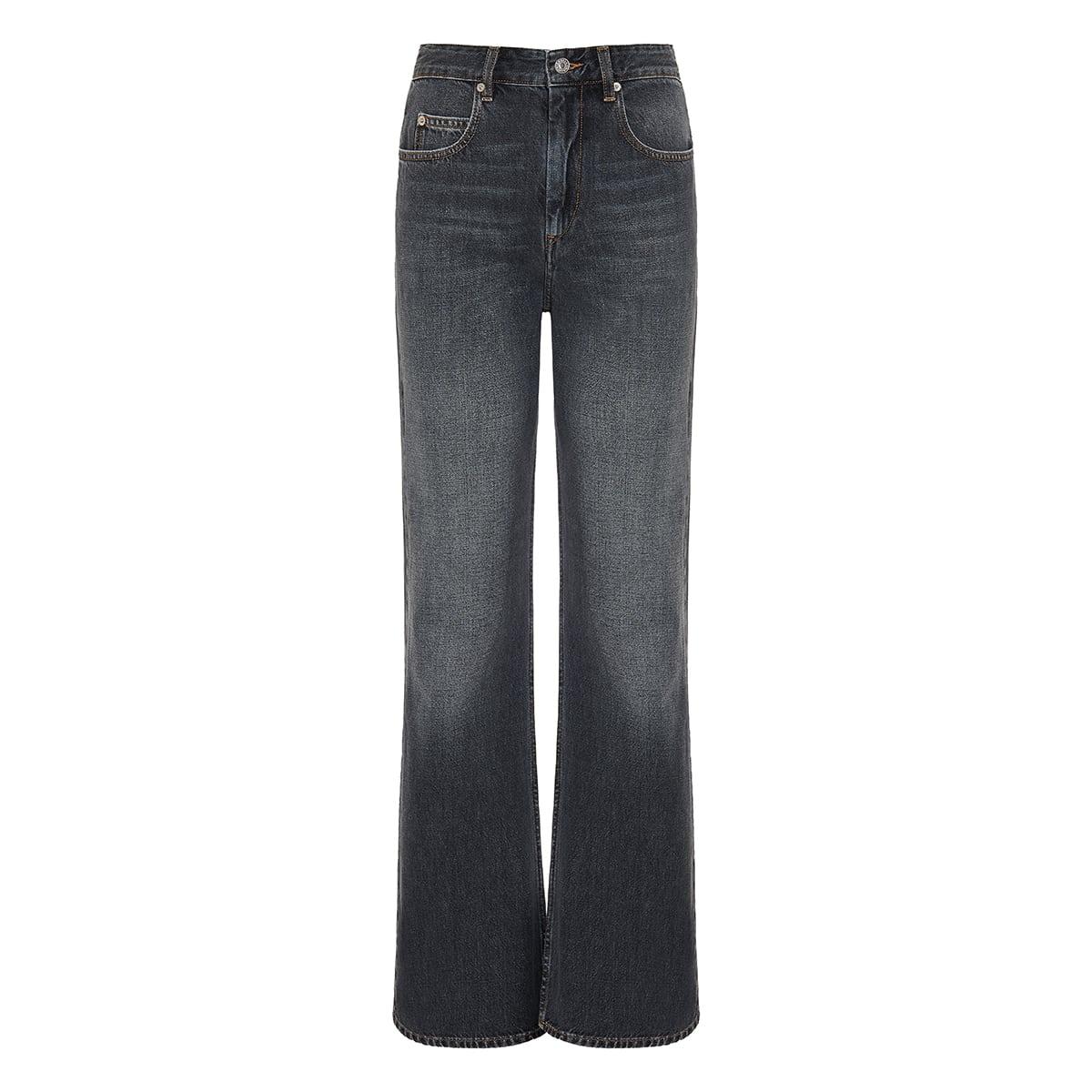 Corsy wide-leg jeans