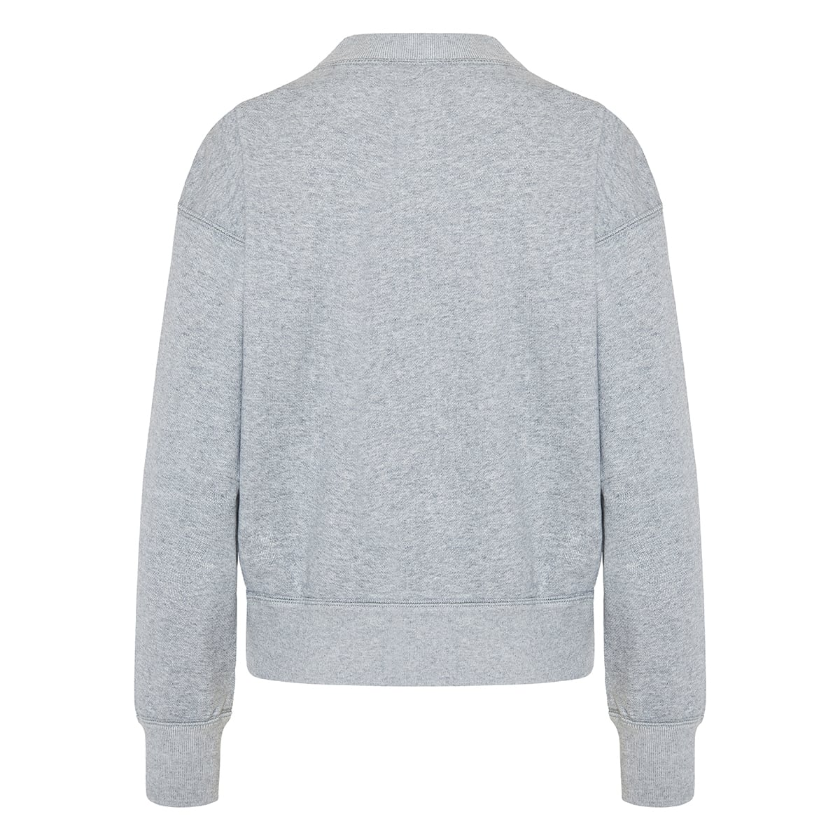 Moby logo cotton sweatshirt