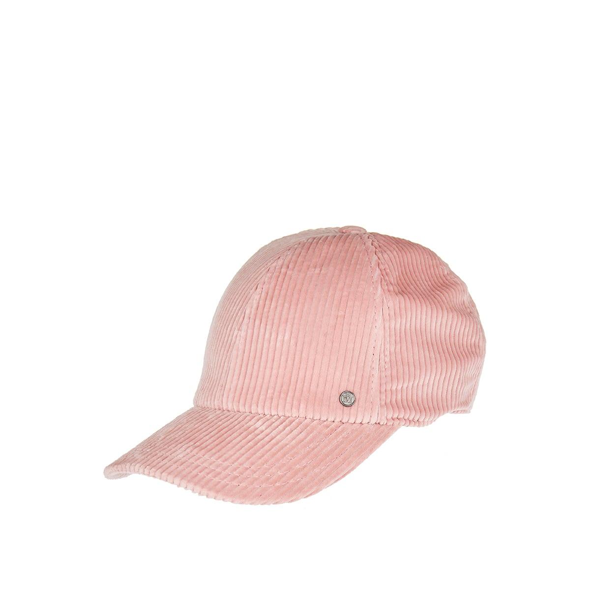 Tiger corduroy baseball cap