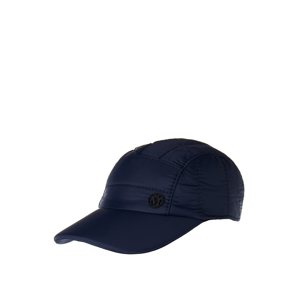 Nell quilted nylon baseball cap