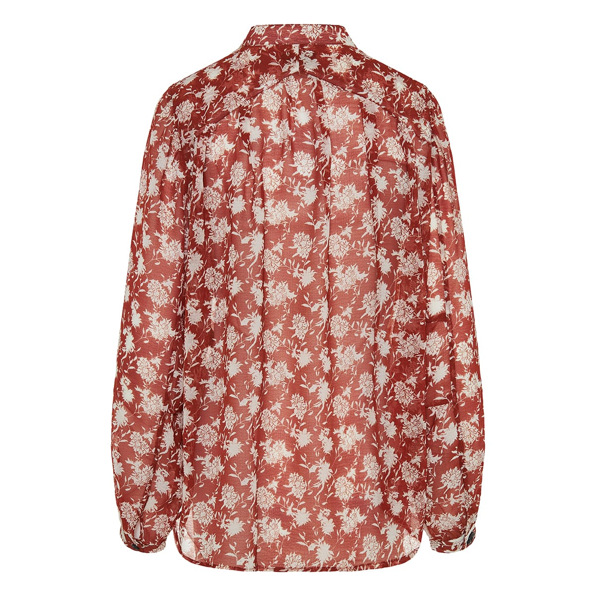 Carly floral shirt