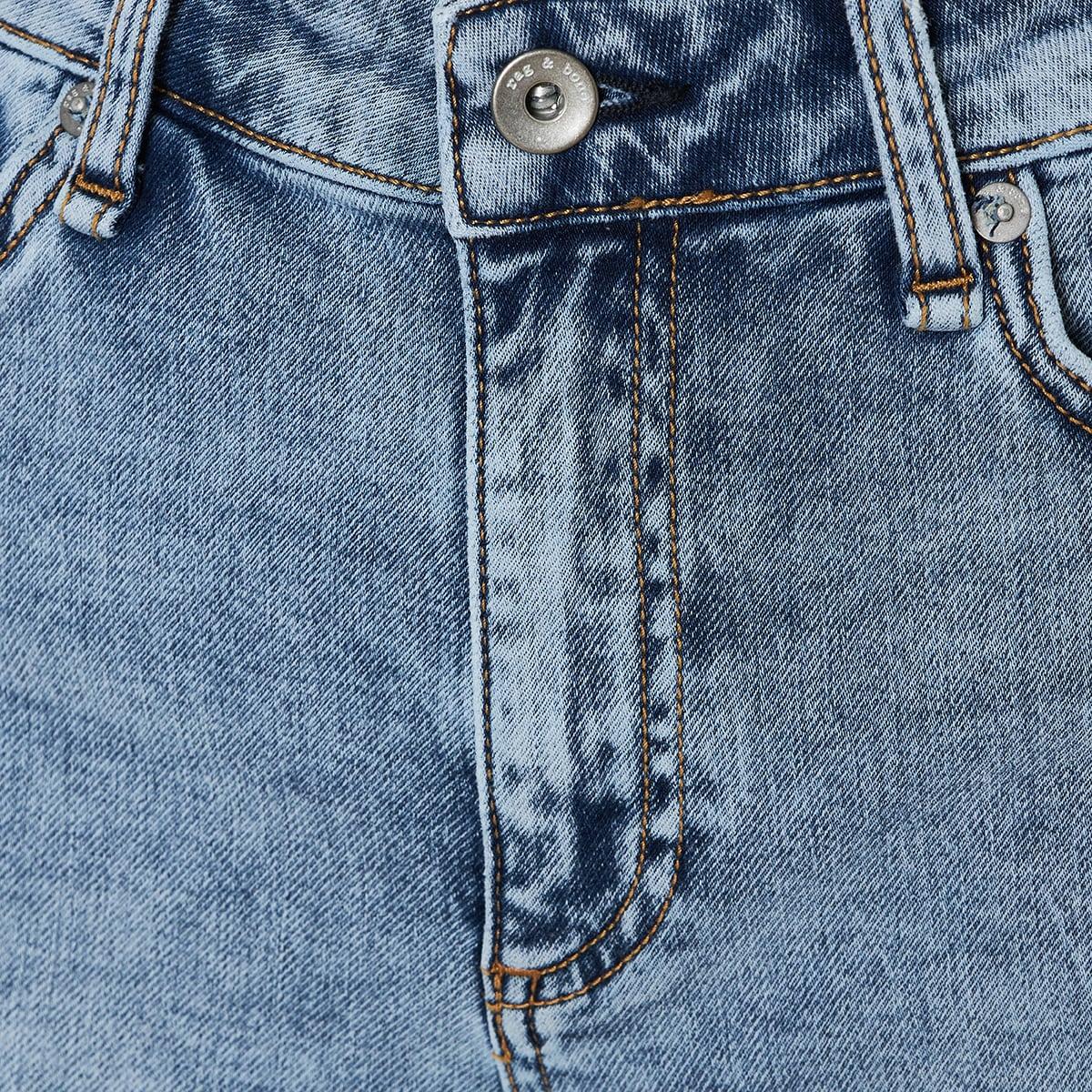 Dre denim shorts