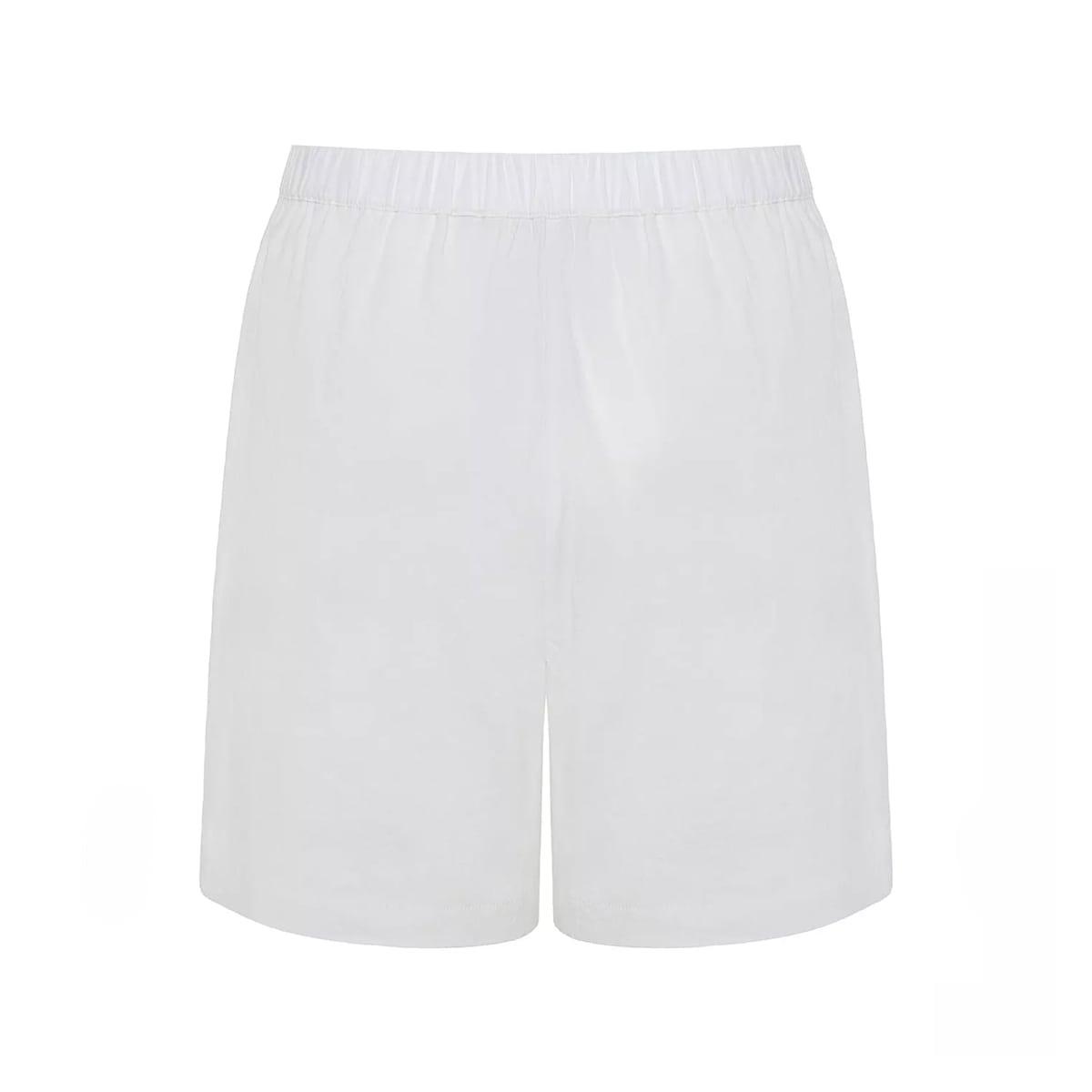 Maye wide-leg shorts