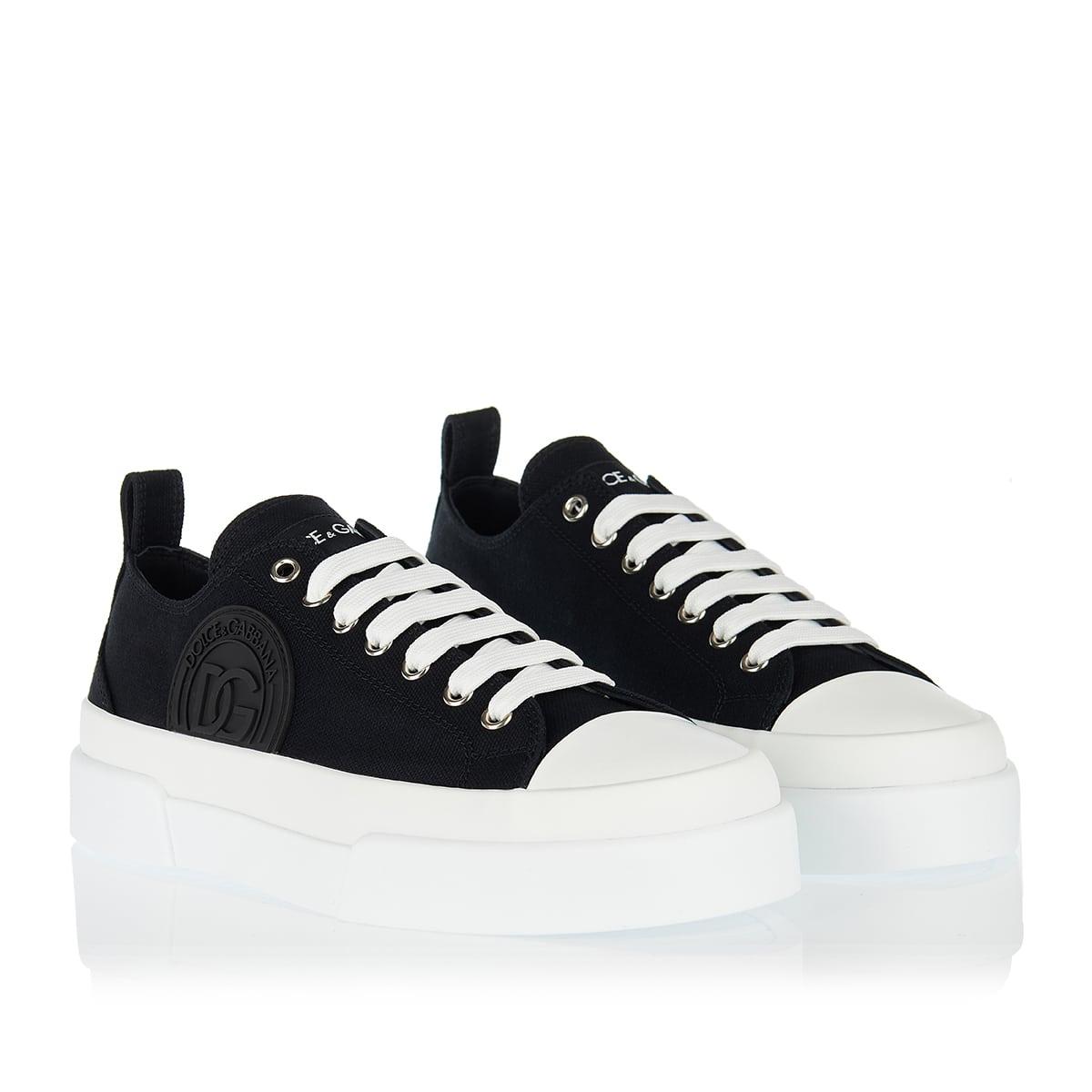 Portofino canvas sneakers