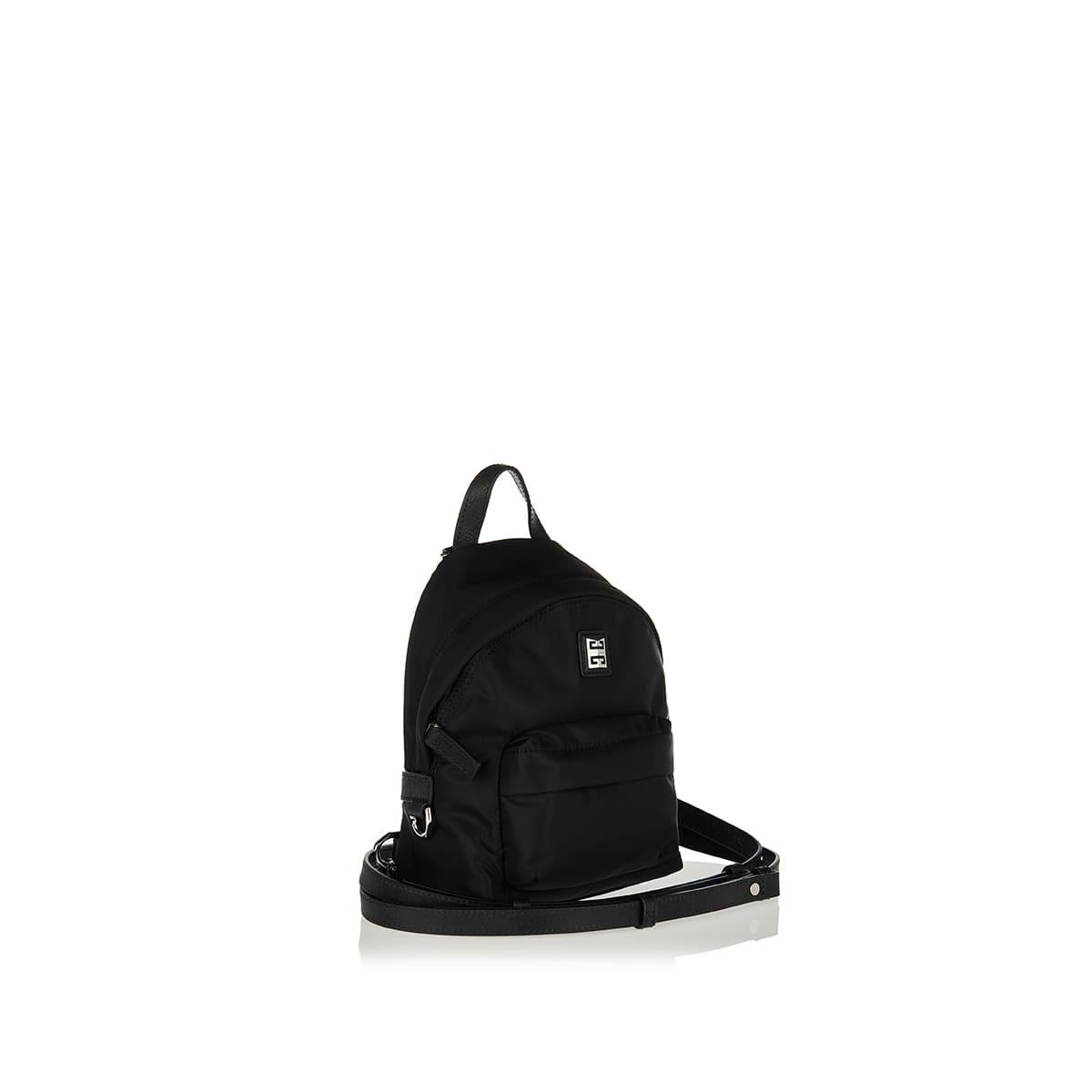 4G mini nylon backpack