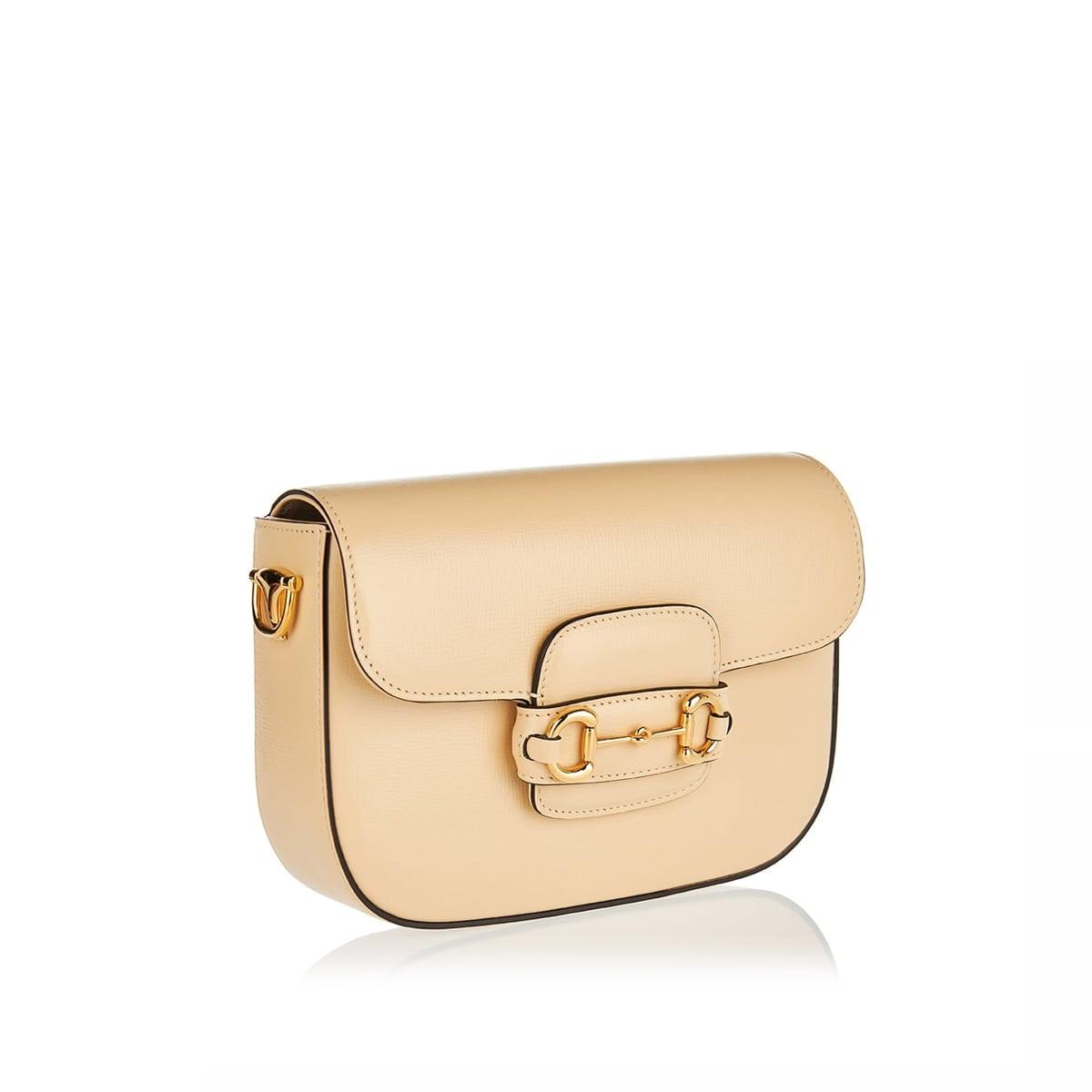 Gucci Horsebit 1955 mini leather shoulder bag