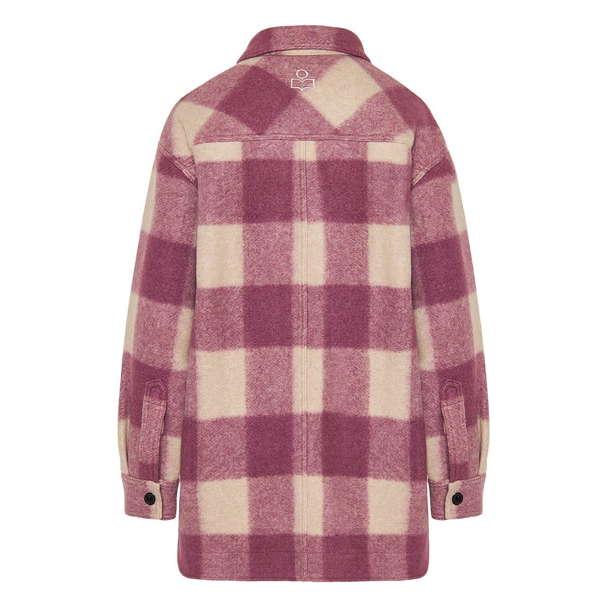 Harveli checked jacket