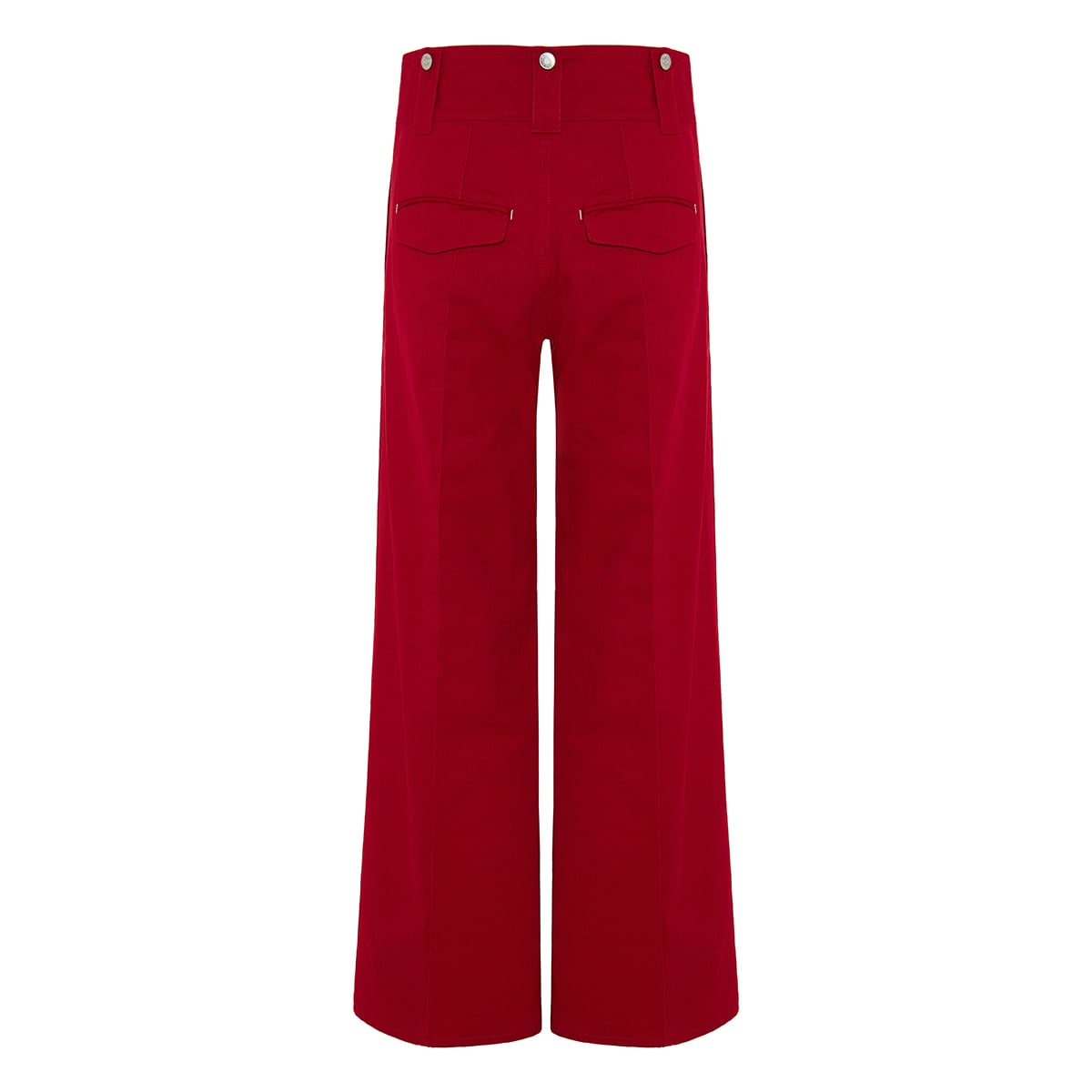 Dilemony wide-leg trousers