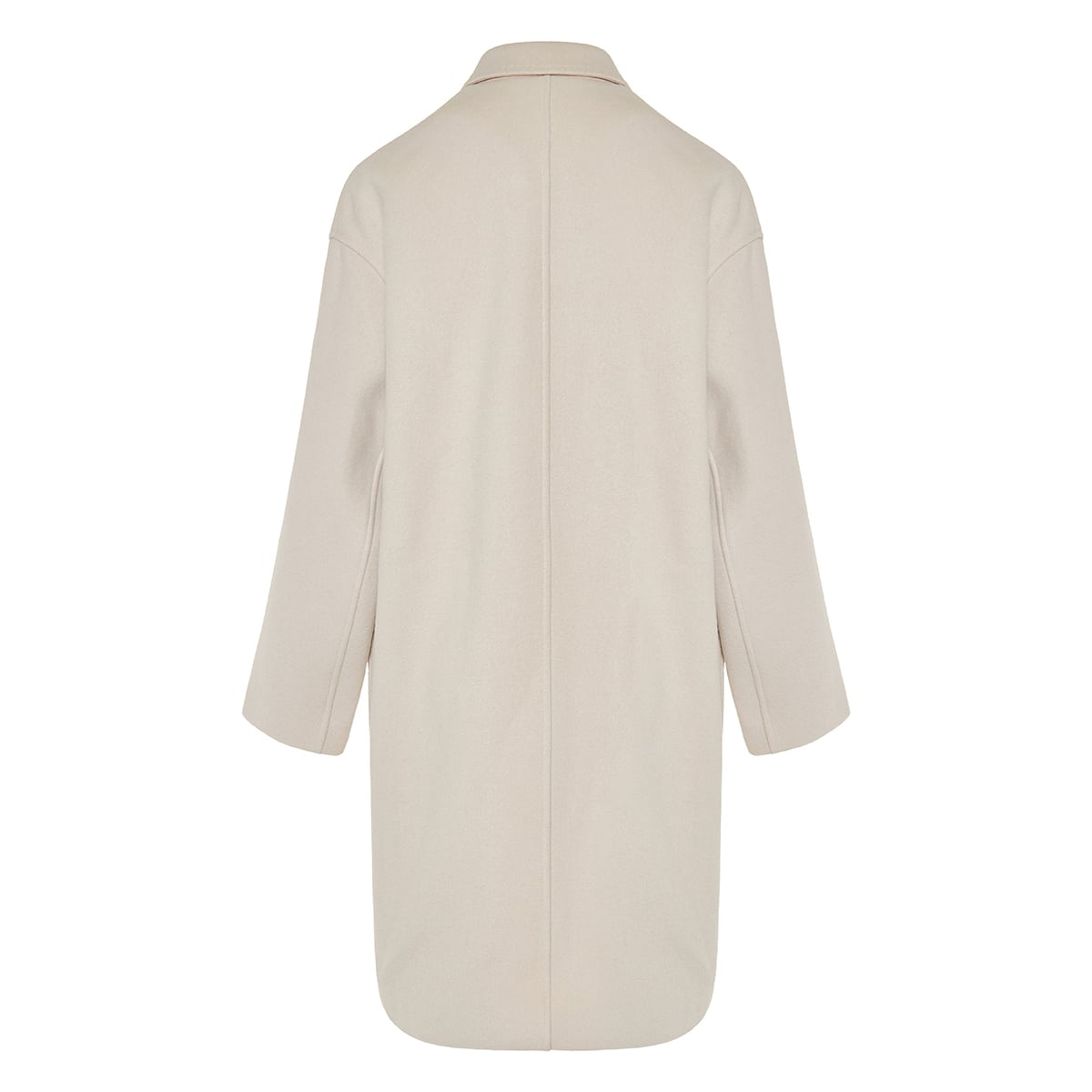 Efegozi double-breasted coat
