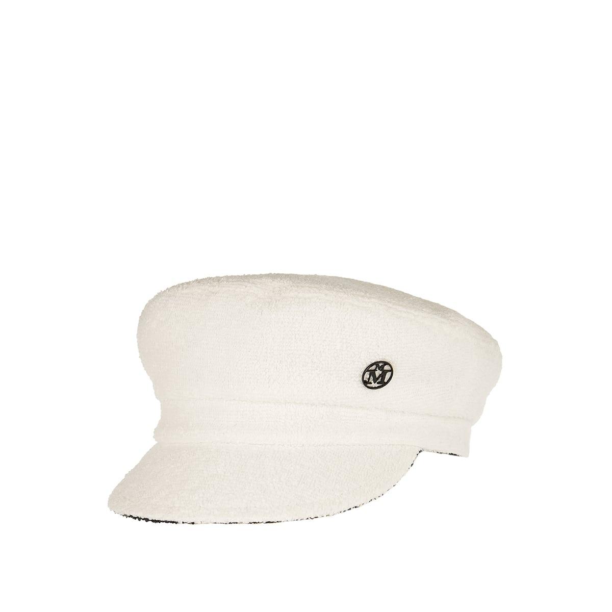 Soft New Abby bouclé cotton cap