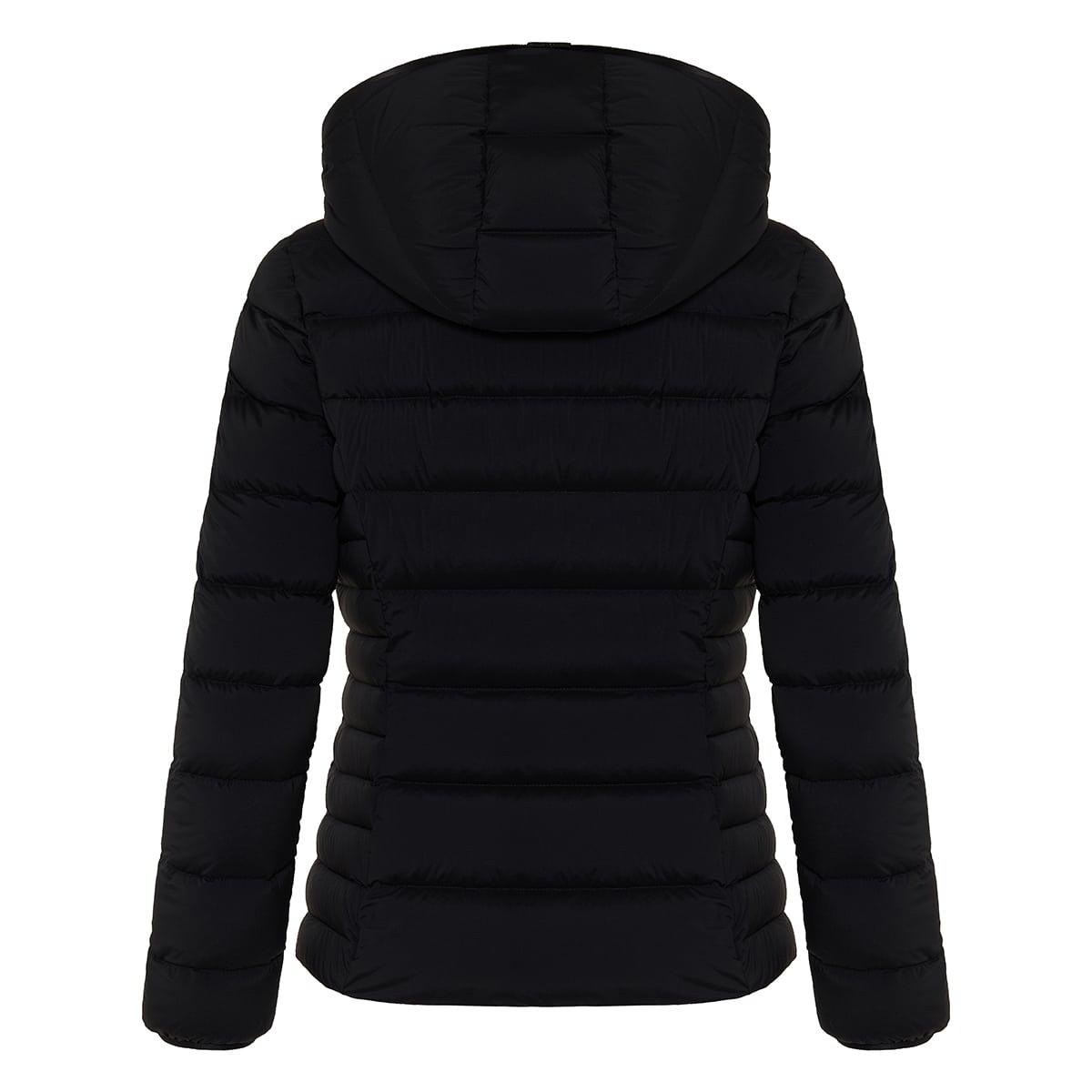 Herbe short down puffer jacket