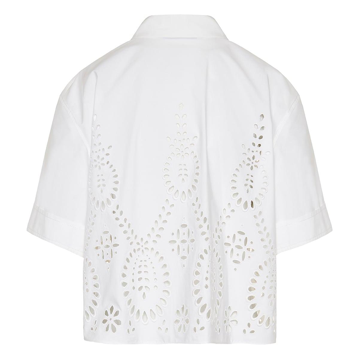 San Gallo cotton shirt