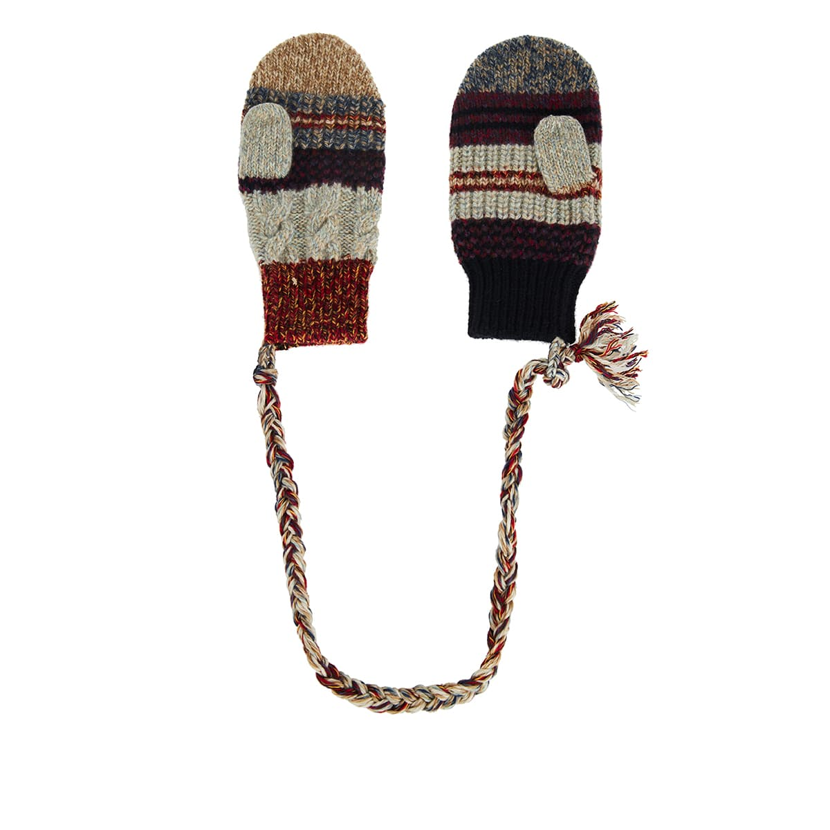 x Federico Curradi Timor wool gloves