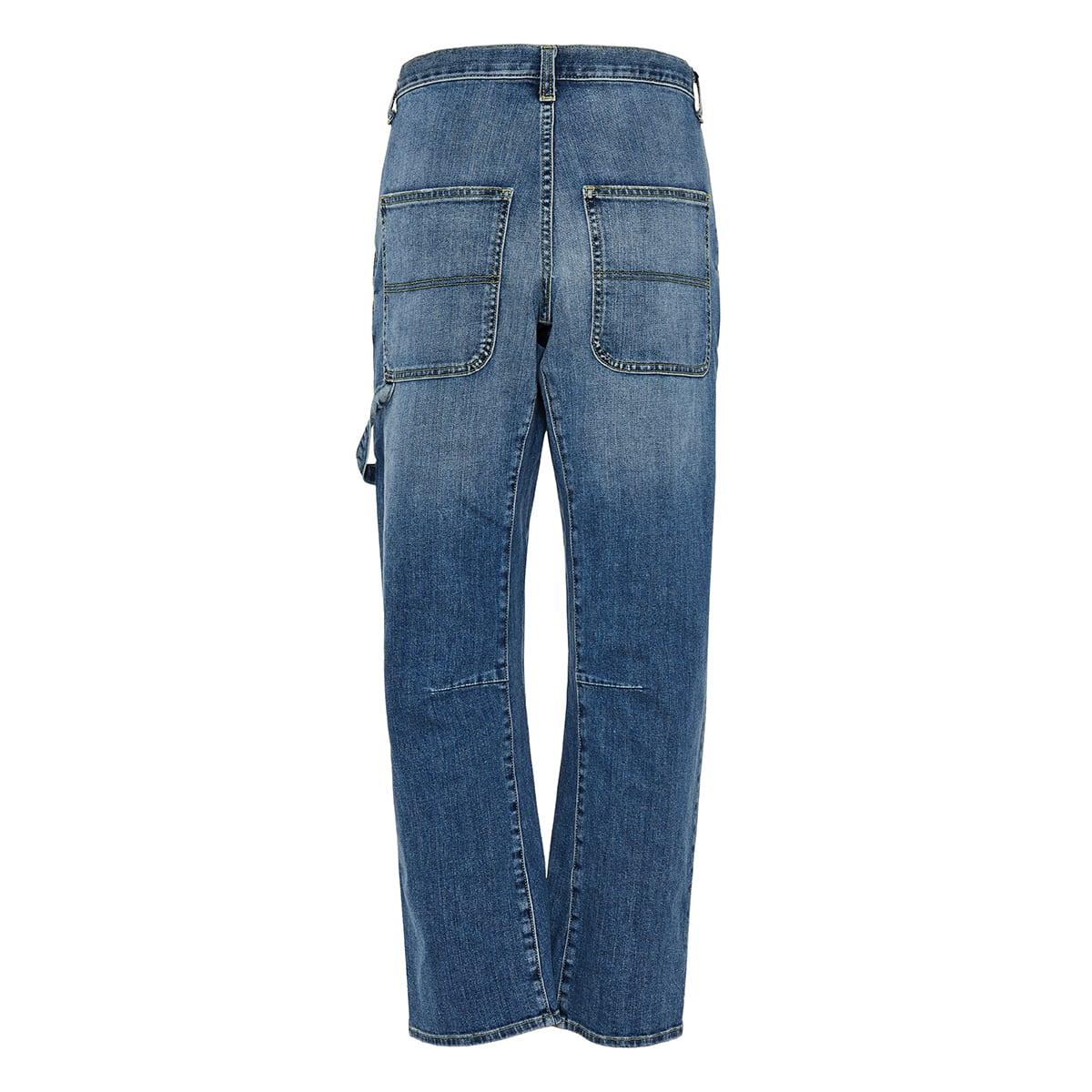 Carpenter loose-fit jeans
