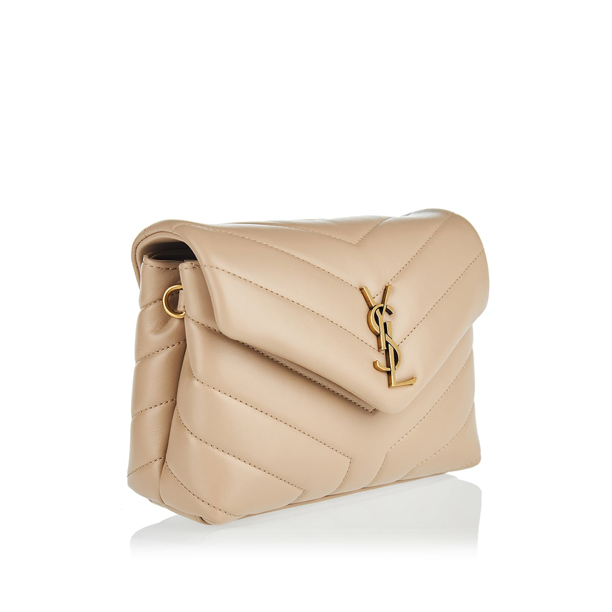 Loulou toy quilted leather bag