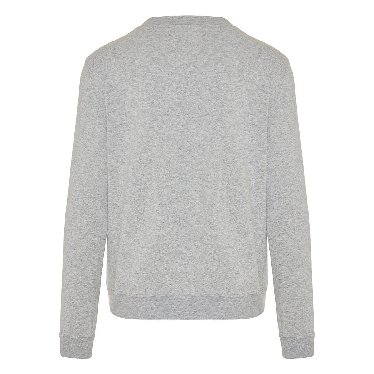 Saint Laurent Snoopy cotton sweatshirt