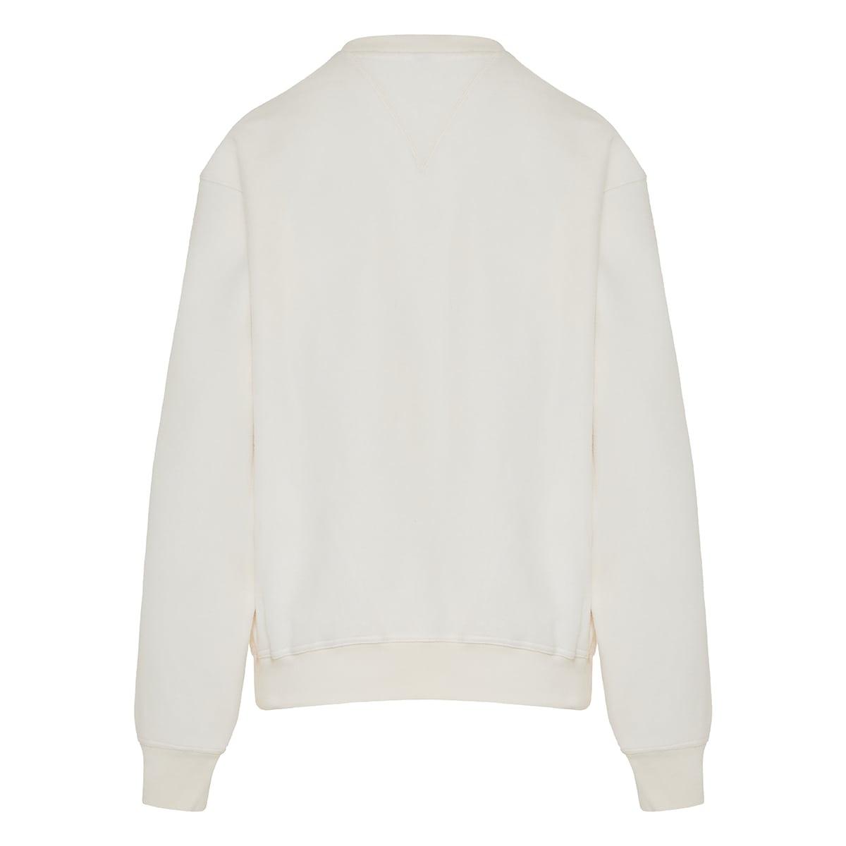 Aurora cotton sweatshirt