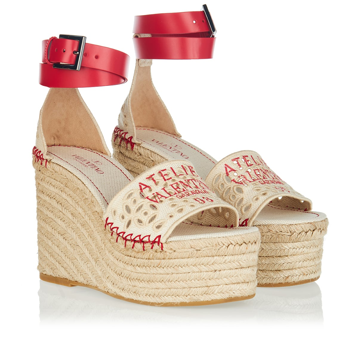 Atelier Shoes 08 San Gallo Edition wedges
